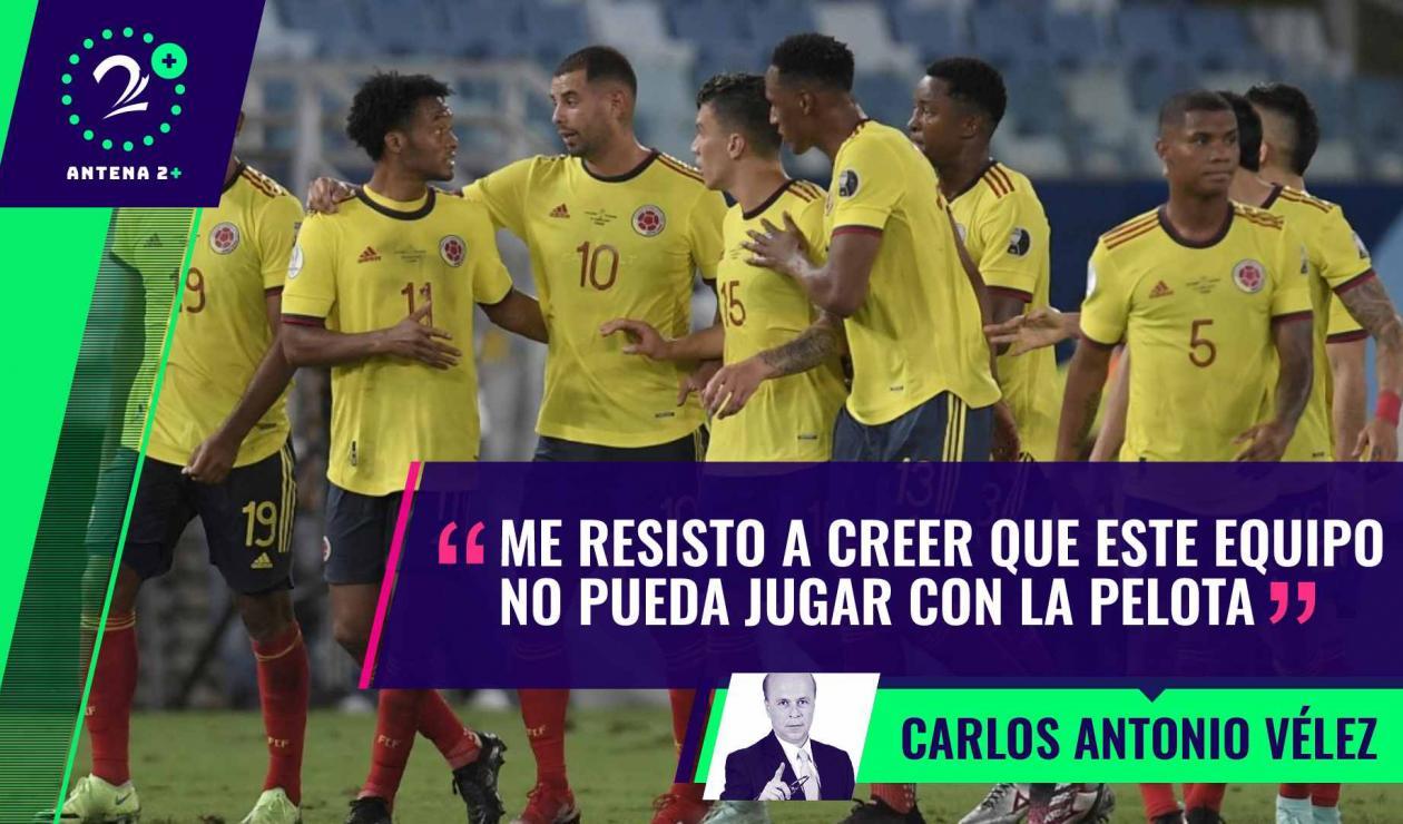 Palabras Mayores, 14 de junio de 2021, Carlos Antonio Vélez