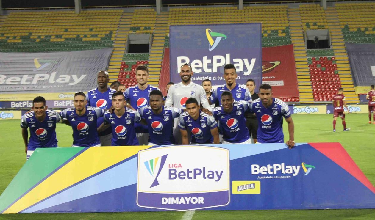 Millonarios 2021 - final Liga Betplay