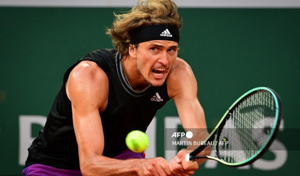 Zverev, Roland Garros