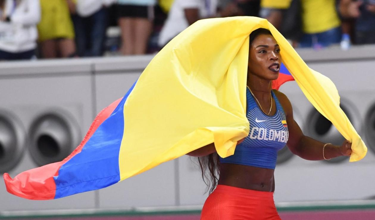 Caterine Ibarguen, Juegos Olímpicos 2021