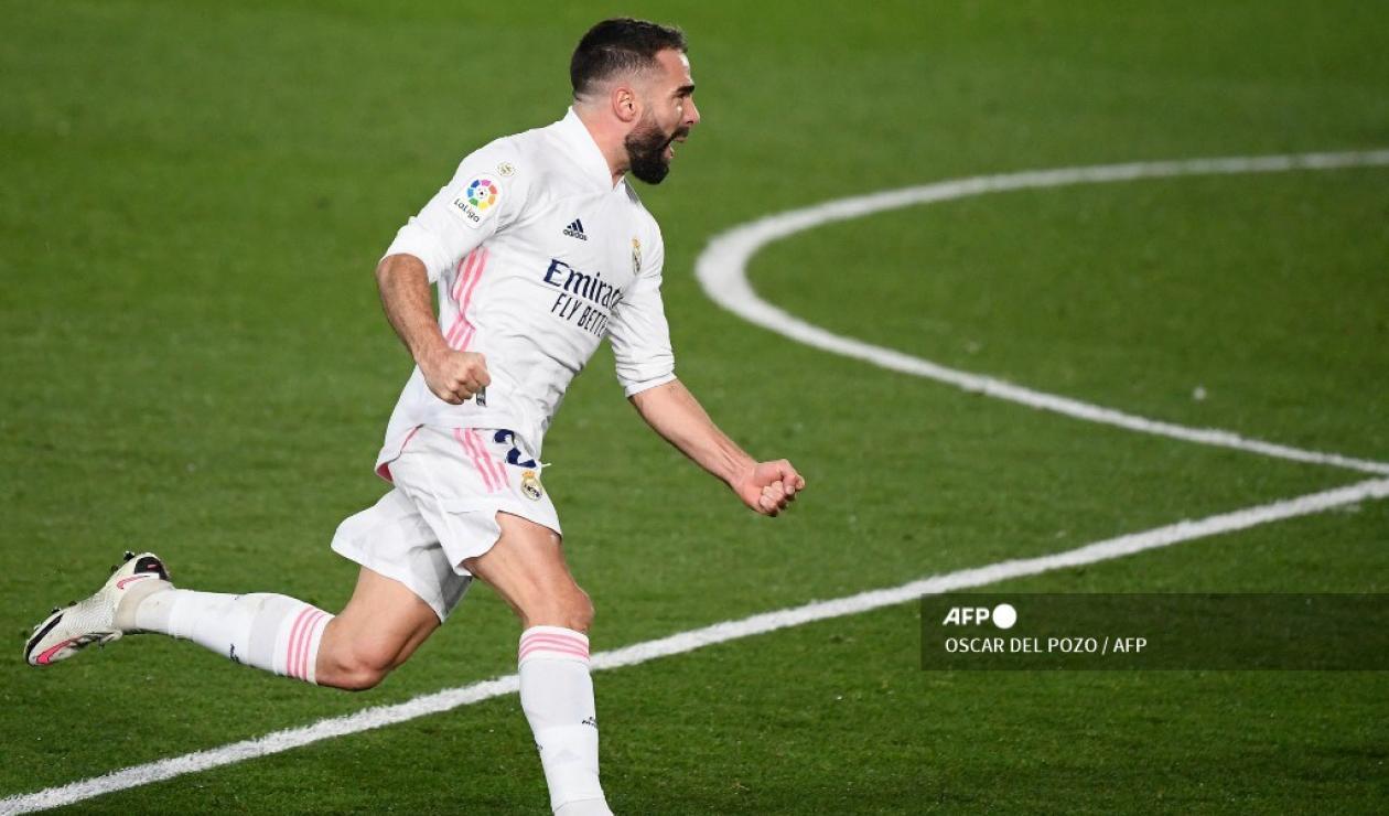 Dani Carvajal - Real Madrid
