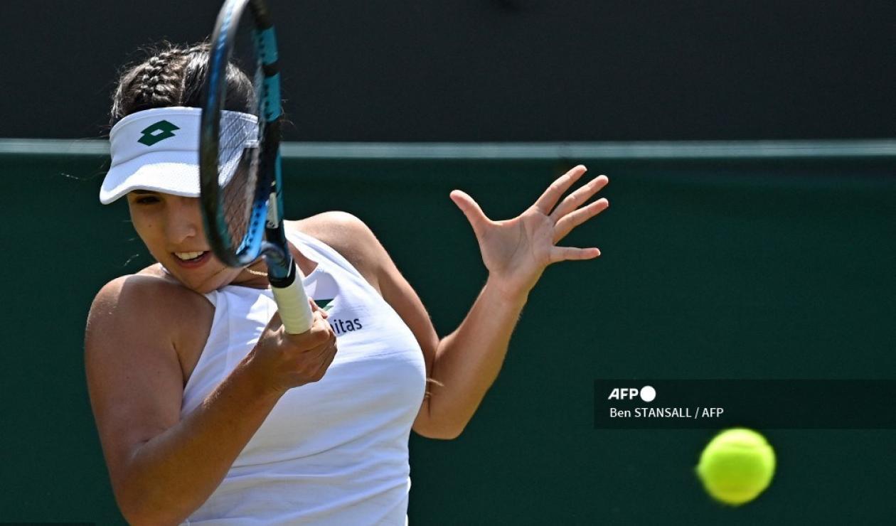 María Camila Osorio, Wimbledon