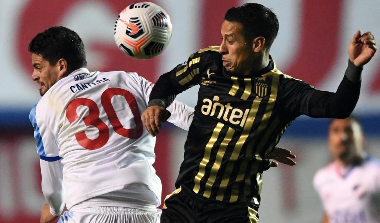 Peñarol vs Nacional, Copa Sudamericana 2021