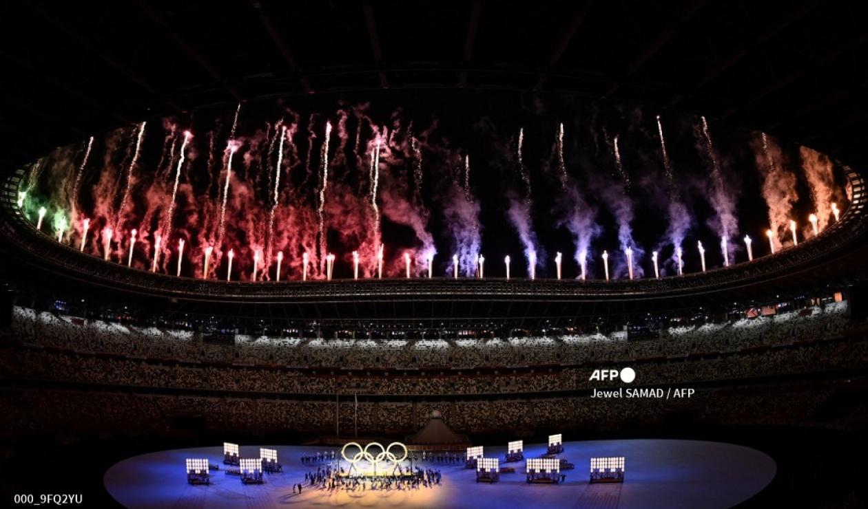 Juegos Olímpicos 2021 inauguración