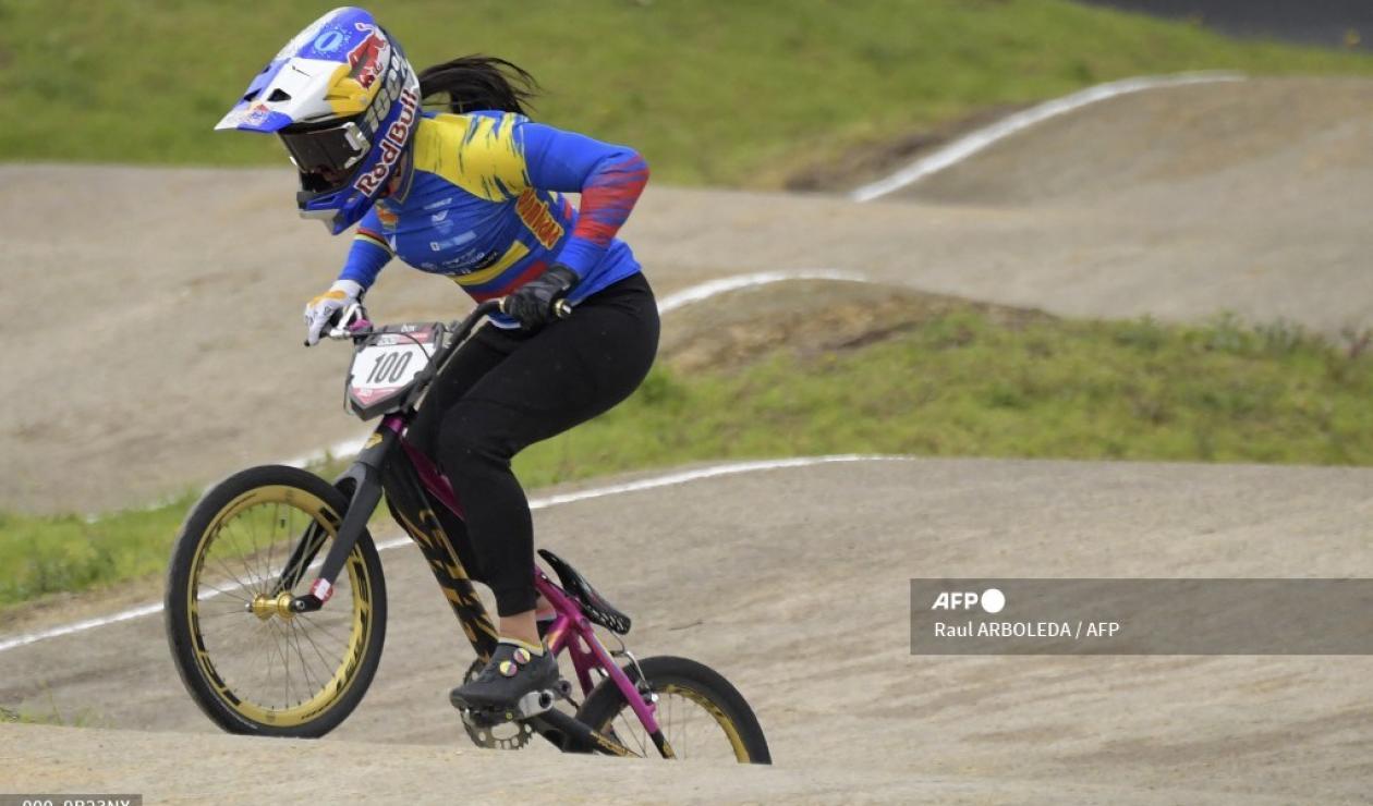 Mariana Pajón - BMX