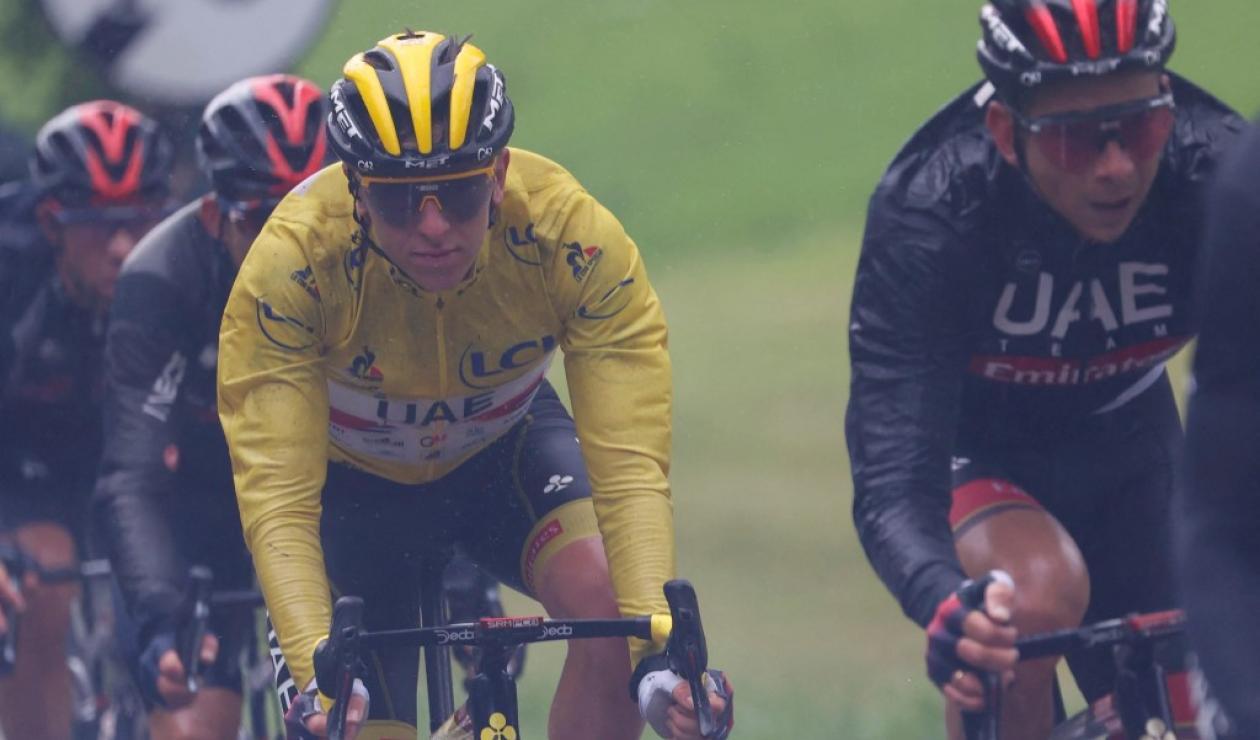 Tadej Pogacar, Tour de Francia 2021