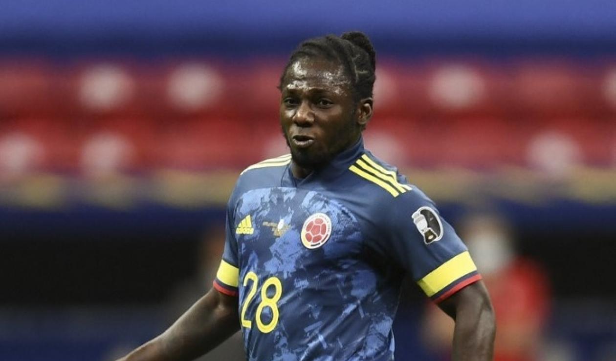 Yimmi Chará - Selección Colombia