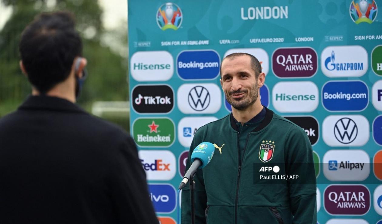 Giorgio Chiellini - Italia