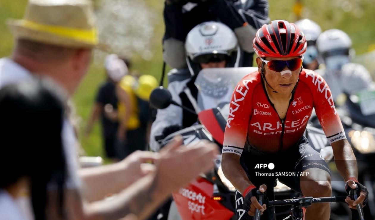 Nairo Quintana - Tour de Francia 2021