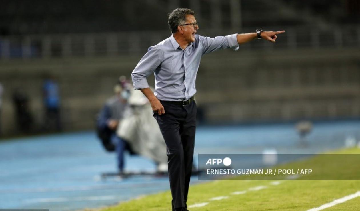 Juan Carlos Osorio, técnico del América de Cali