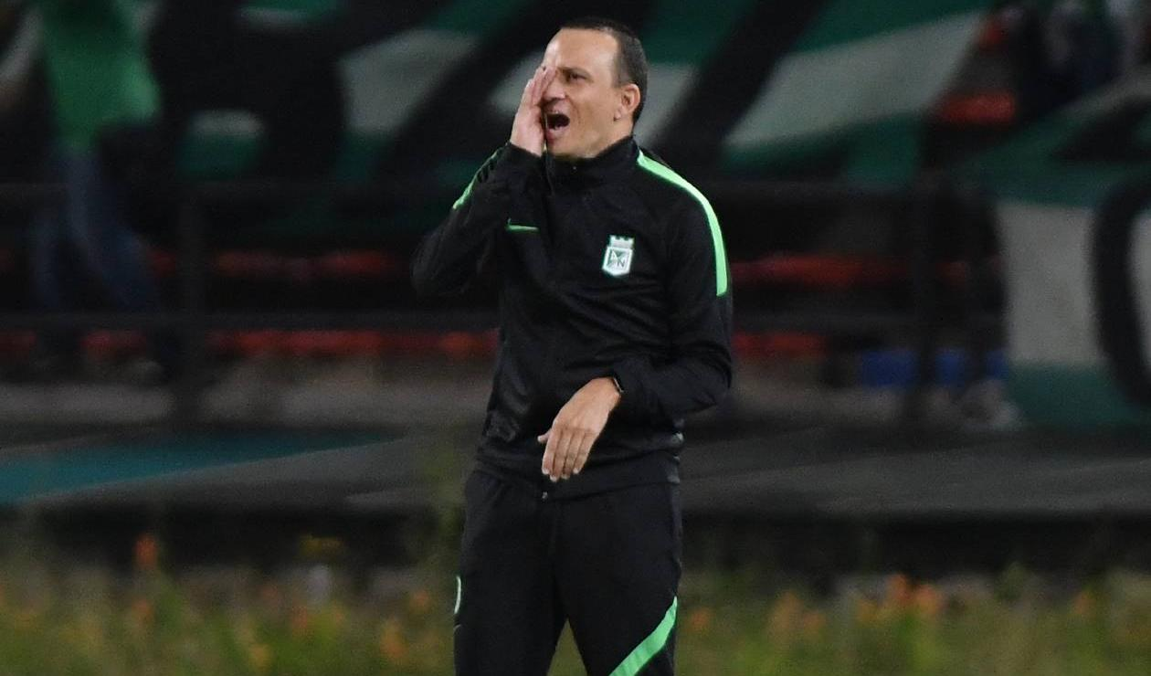 Alejandro Restrepo, Atlético Nacional 2021
