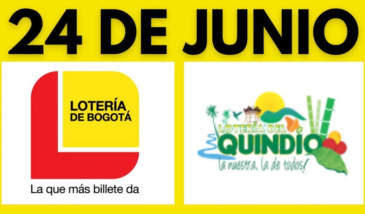Loteria Bogota y Quindío