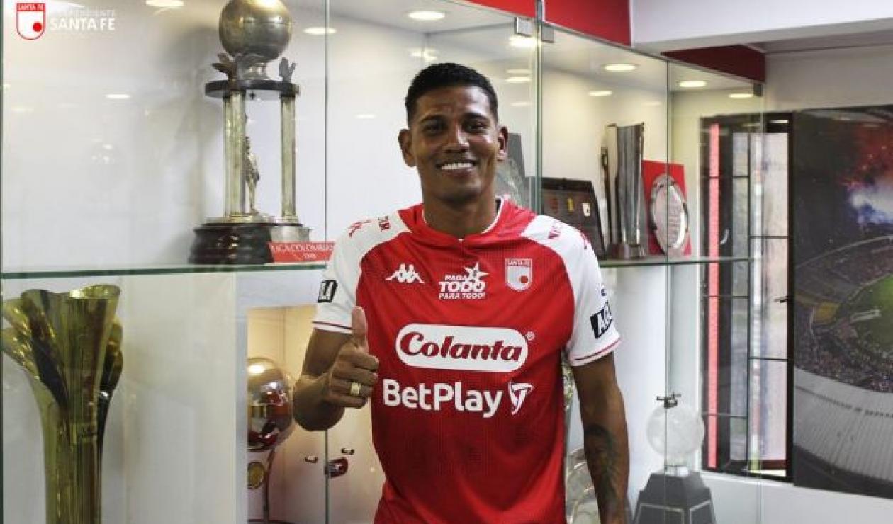 Alex Mejía - Santa Fe
