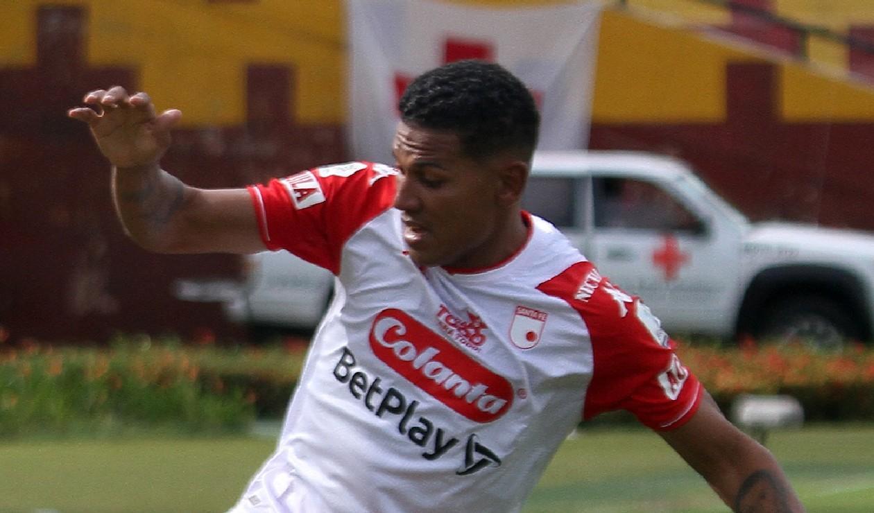 Alex Mejía, Santa Fe 2021-II