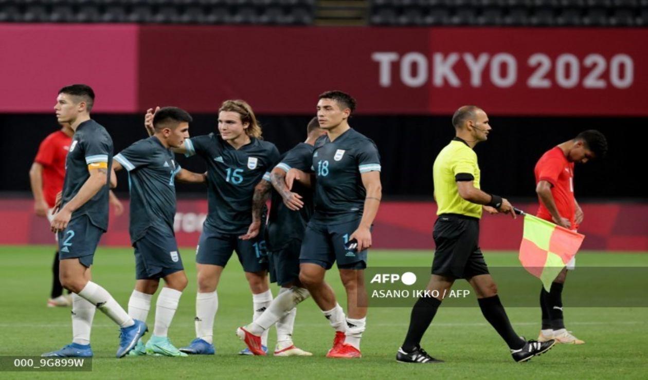 Selección Argentina en los Juegos Olímpicos