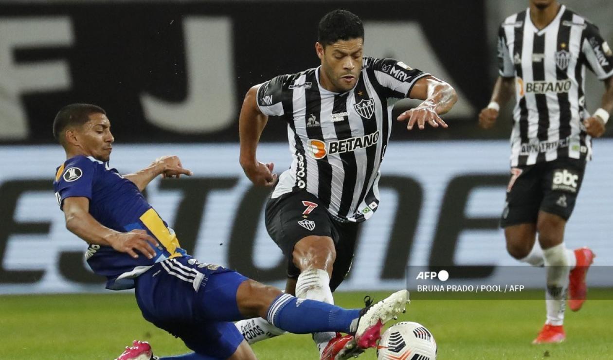 Atlético Mineiro vs Boca Juniors 2021-II
