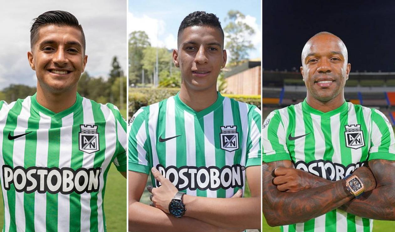 Atlético Nacional 2021, Dorlan Pabón