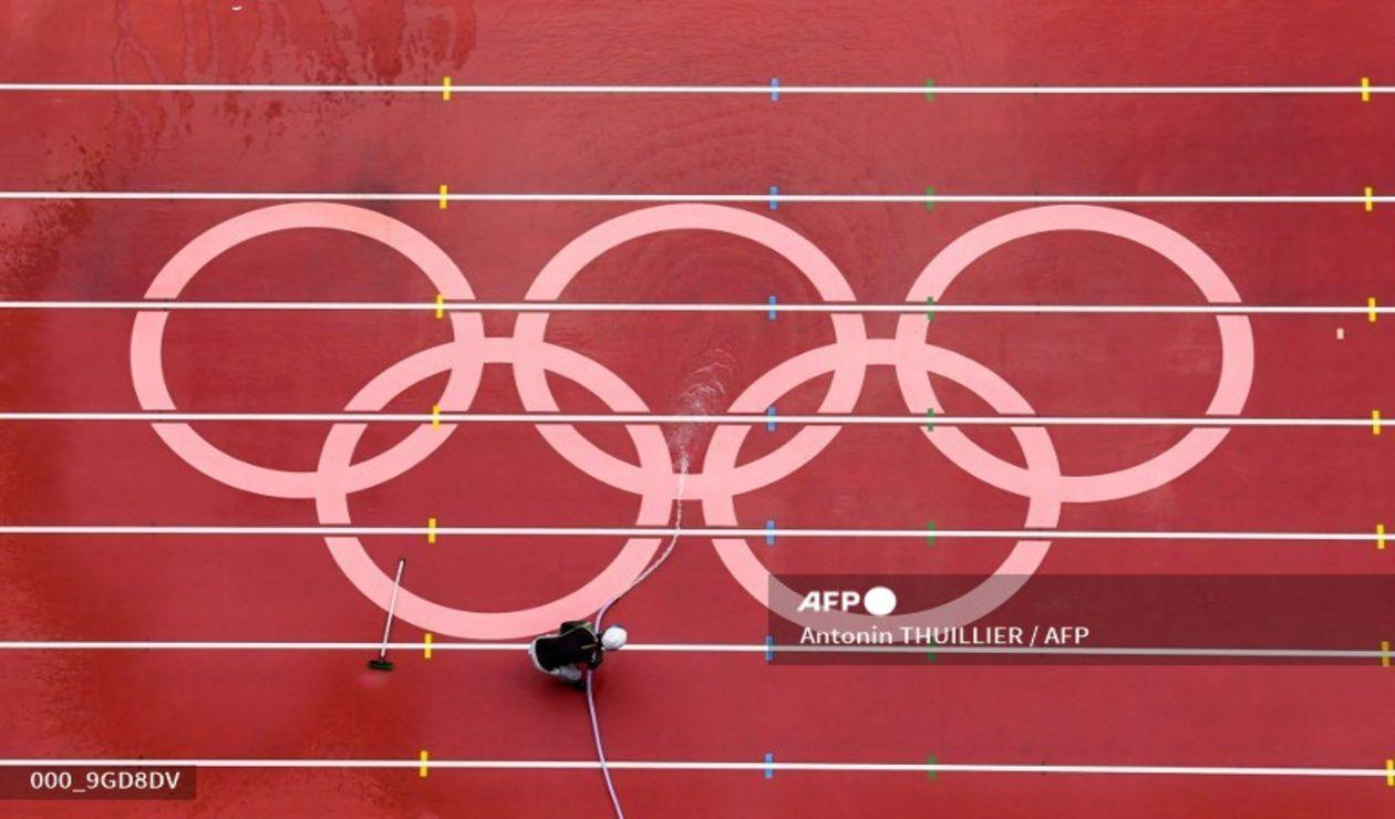 Atletismo Juegos Olímpicos