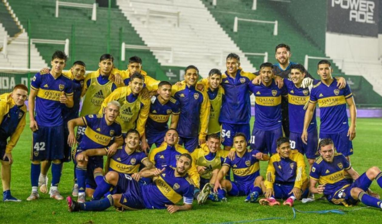 Boca Juniors, juveniles