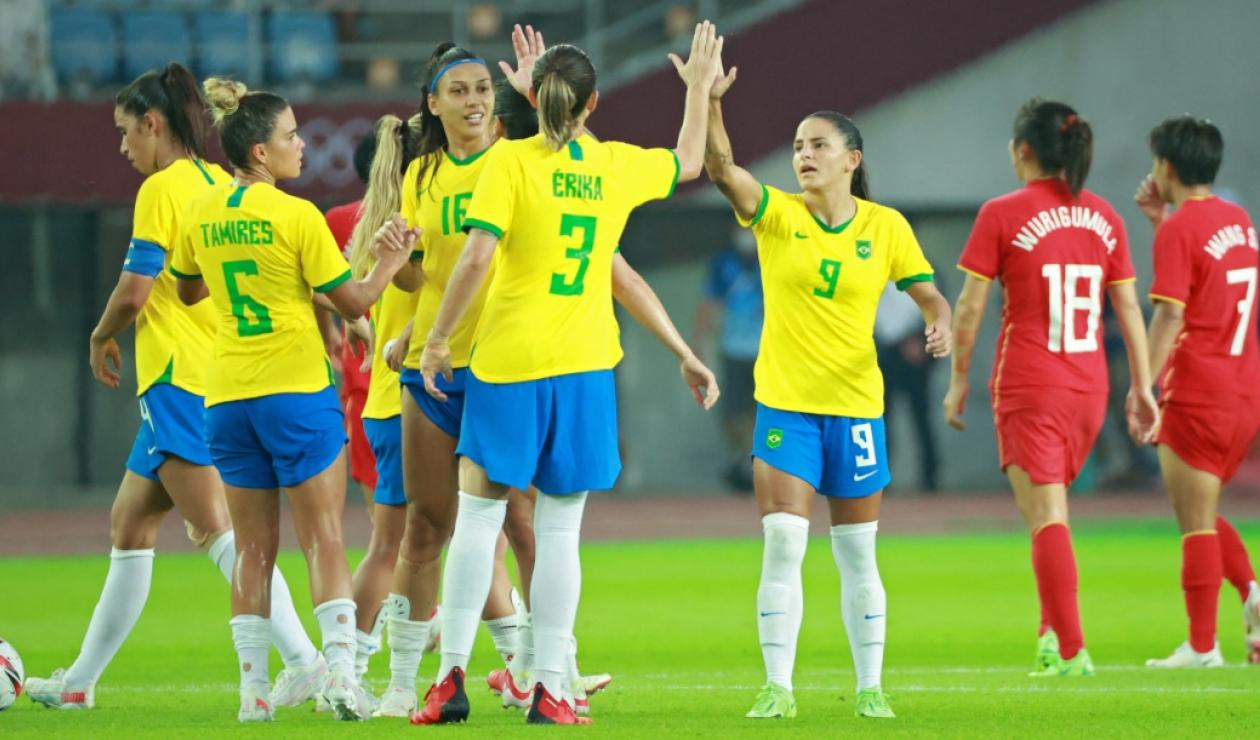 Brasil femenino
