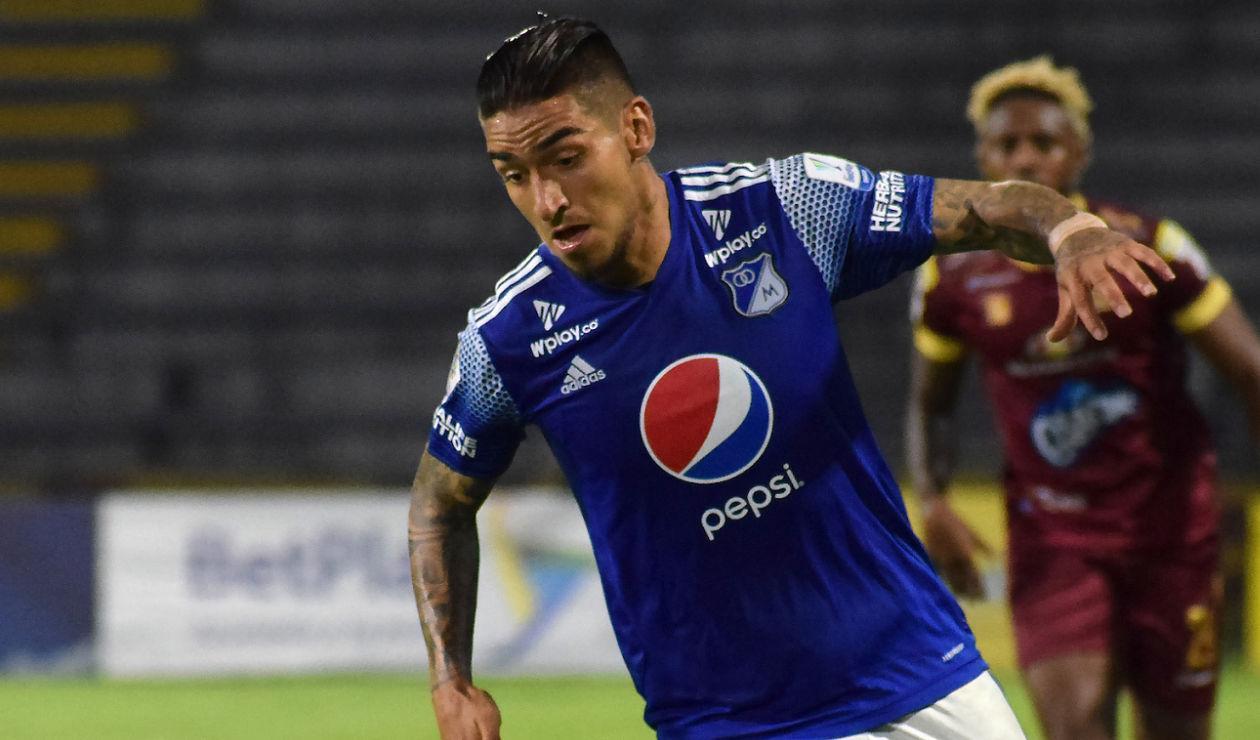 Millonarios, Cristian Arango, Liga Betplay 2021