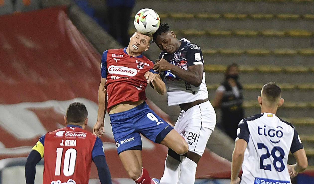 Medellín vs Junior