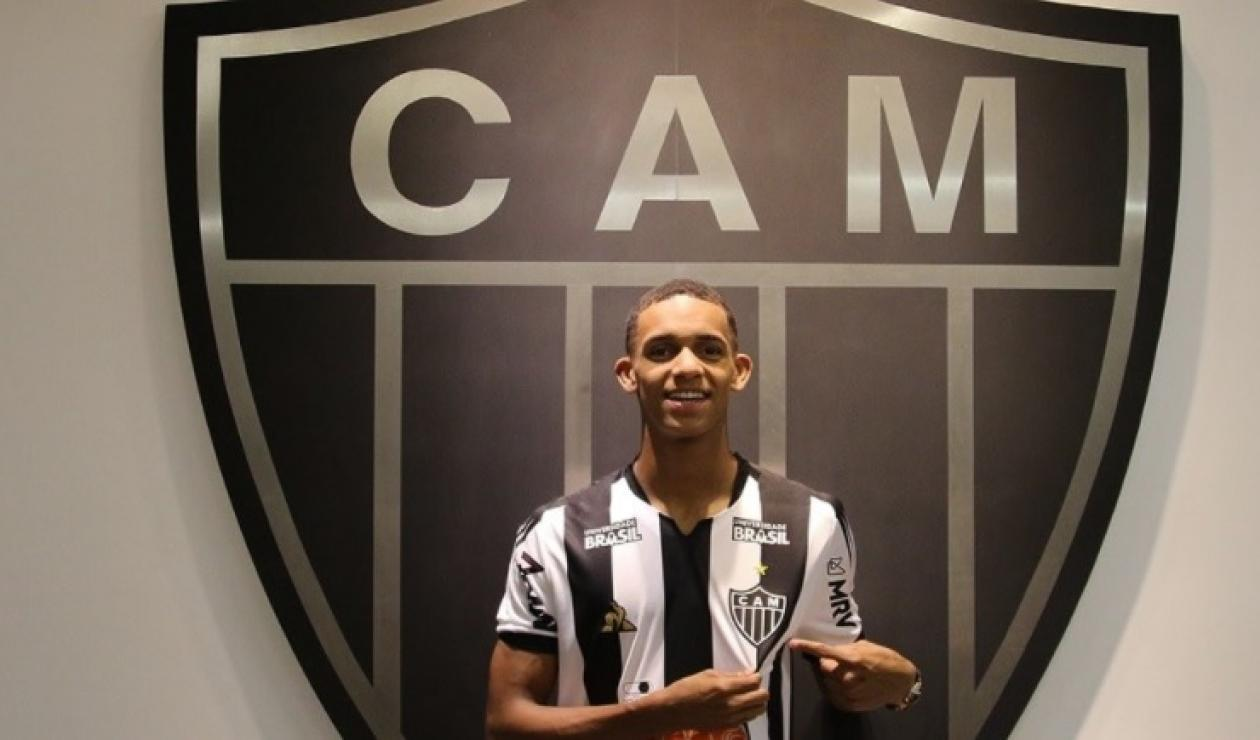 Dylan Borrero - Atlético Mineiro