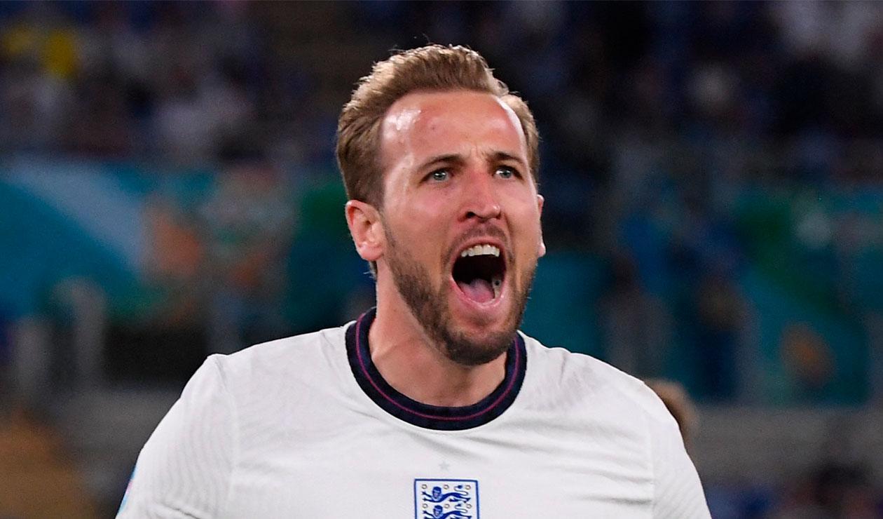 Inglaterra, Eurocopa 2021