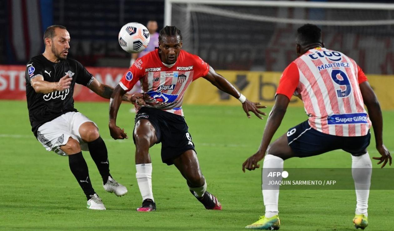 Junior vs Libertad 2021-II