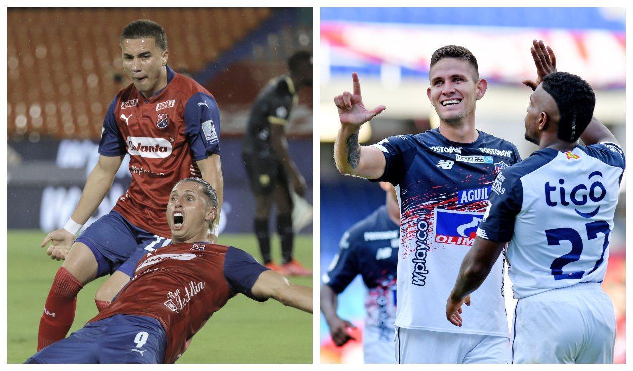 Medellín vs Junior 2021-II