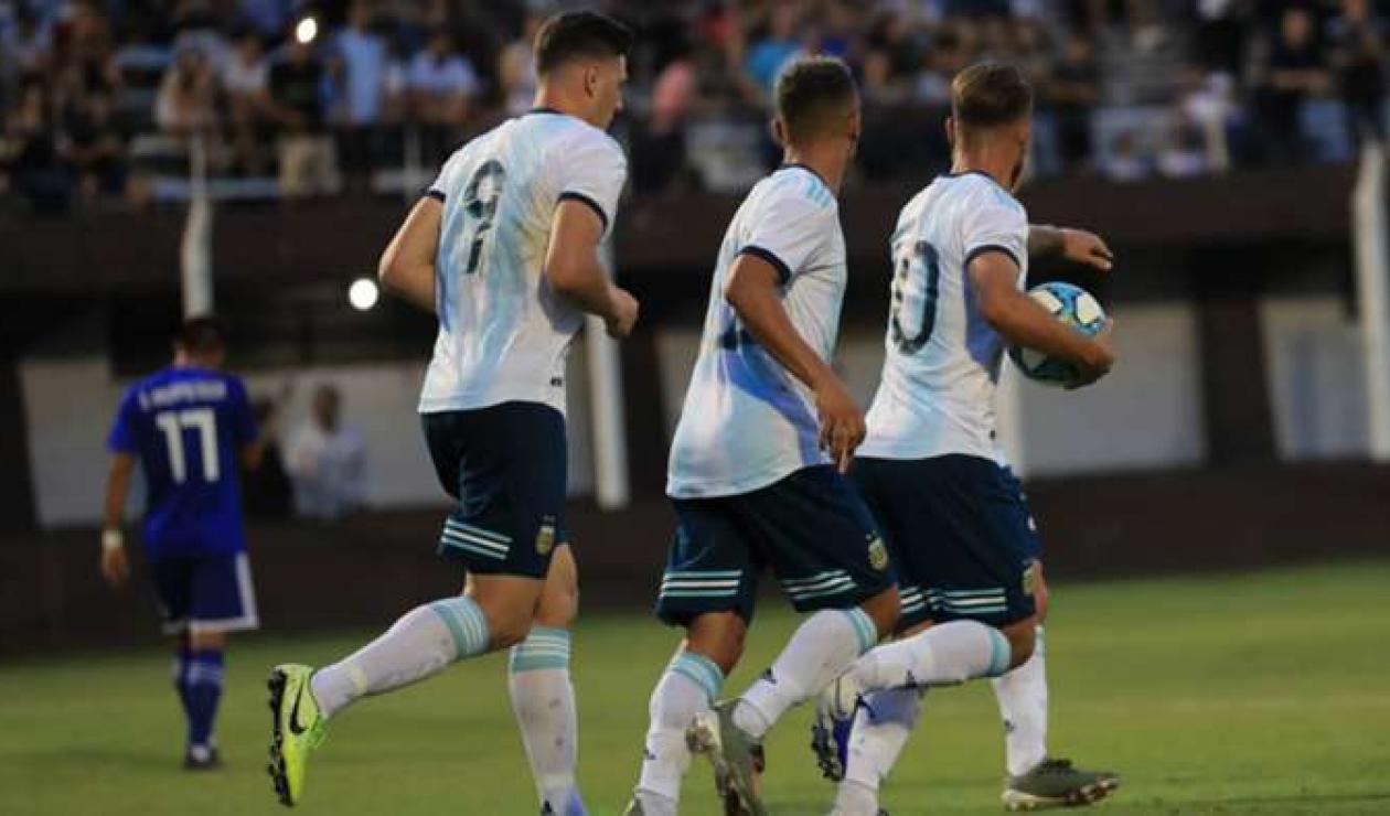 Selección Argentina preolímpica