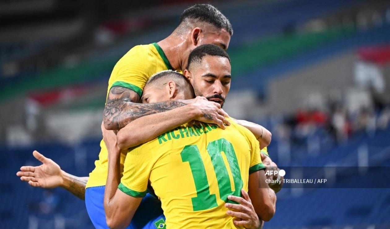 Selección de Brasil - Juegos Olímpicos