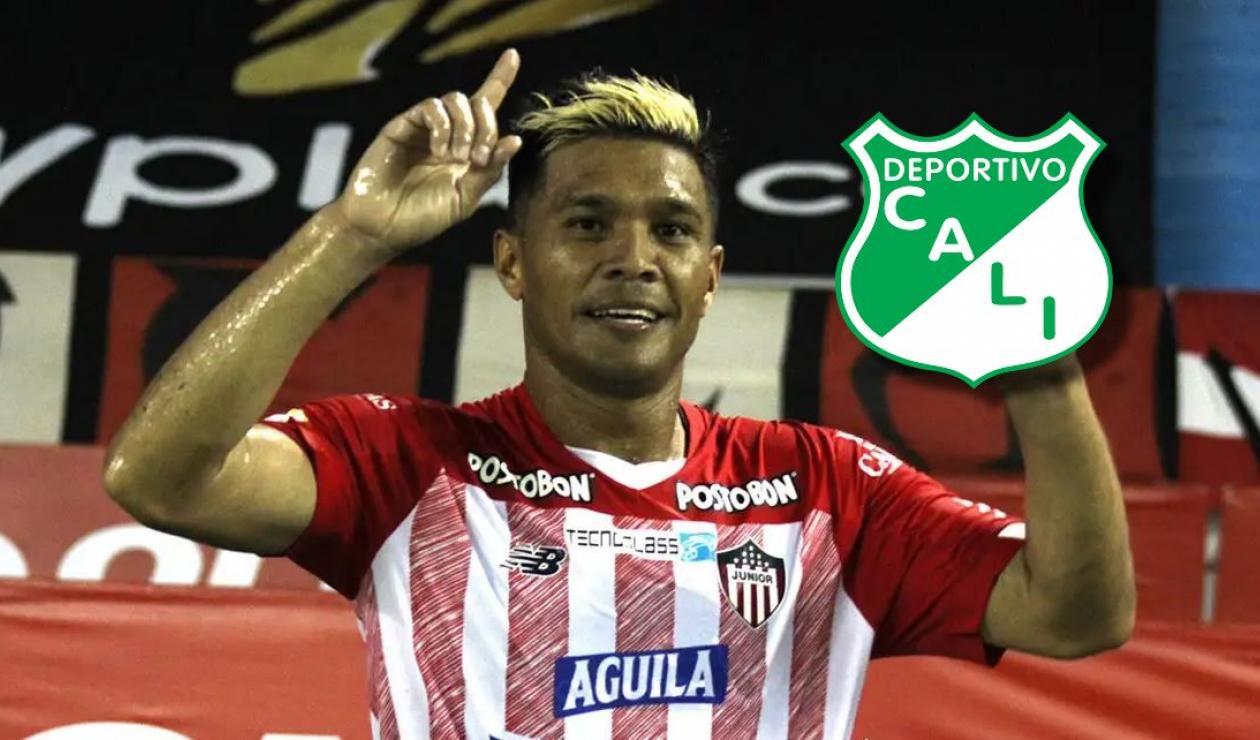 Teófilo Gutiérrez y Deportivo Cali