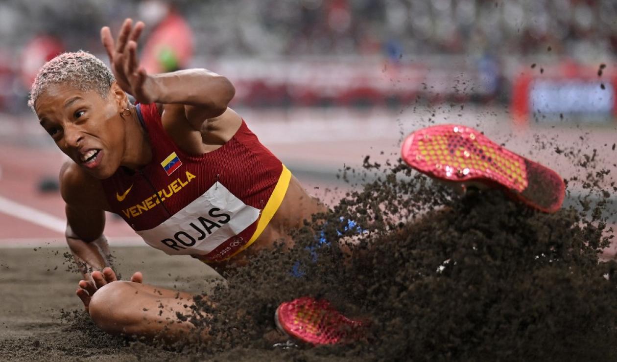 Yulimar Rojas, Juegos Olímpicos 2021