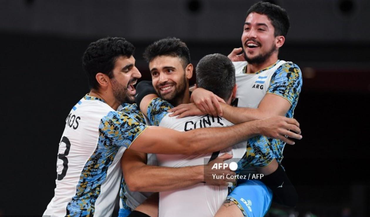 Argentina pasa a semifinales