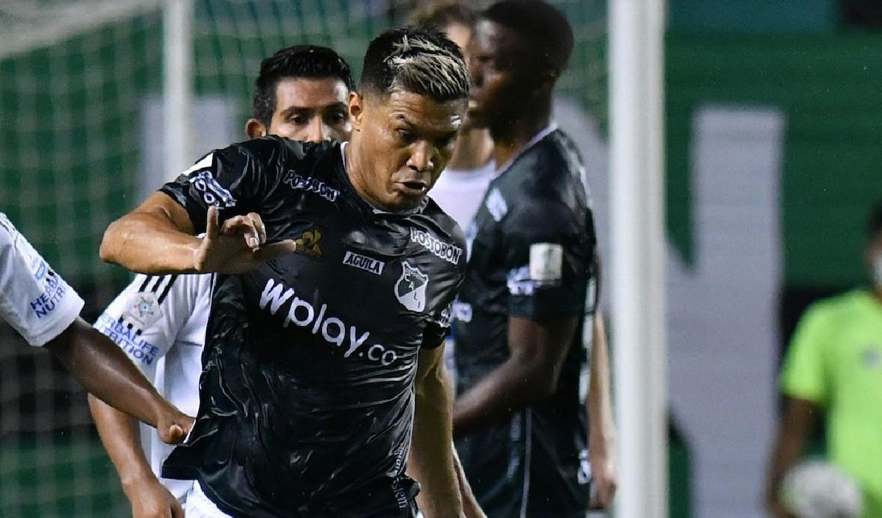 Teófilo Gutiérrez, jugador del Cali 2021