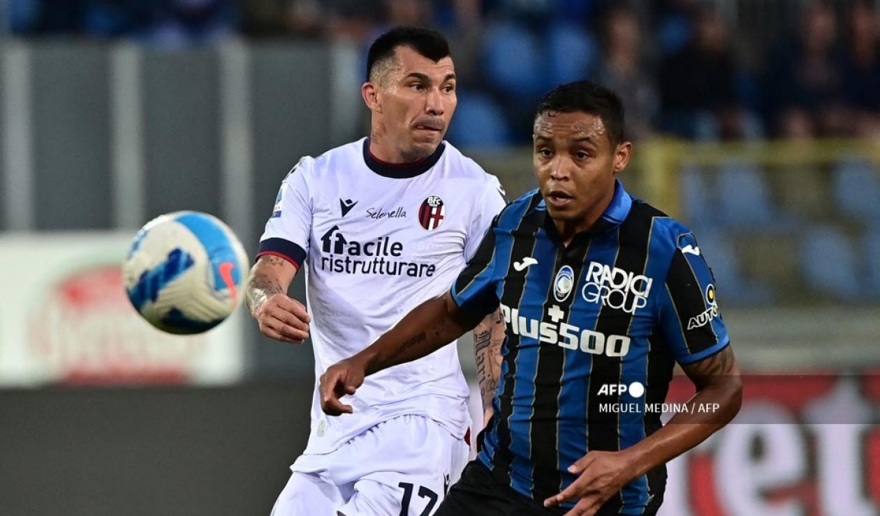 Atalanta vs Bolonia 2021-II