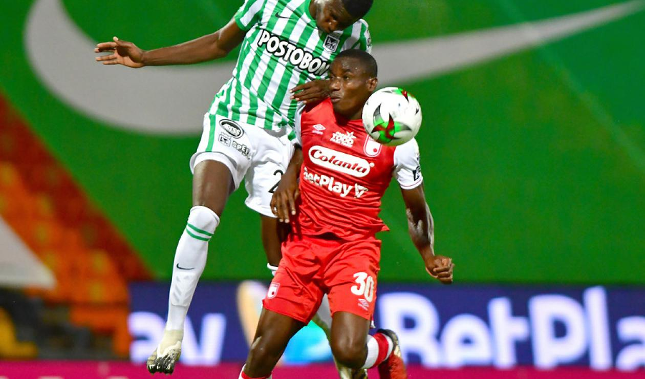 Santa Fe vs Atlético Nacional, Liga Betplay 2021