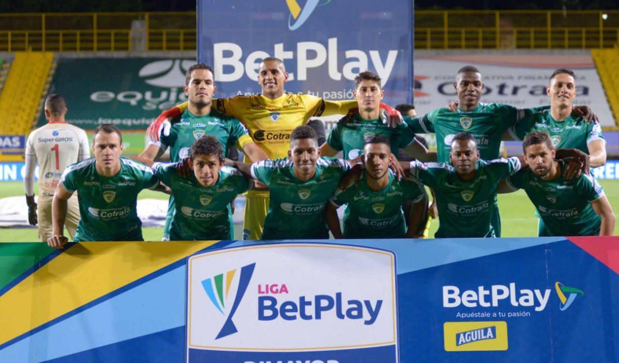 La Equidad, equipo formado