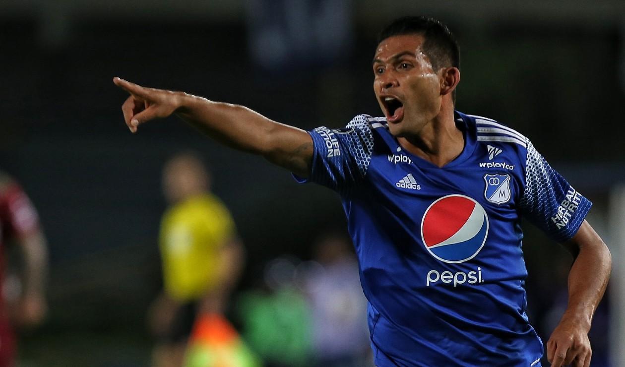 Macalister Silva, Millonarios