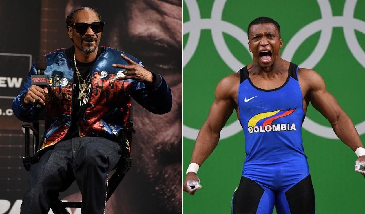 Snoop Dogg, Óscar Figueroa, Juegos Olímpicos 2021