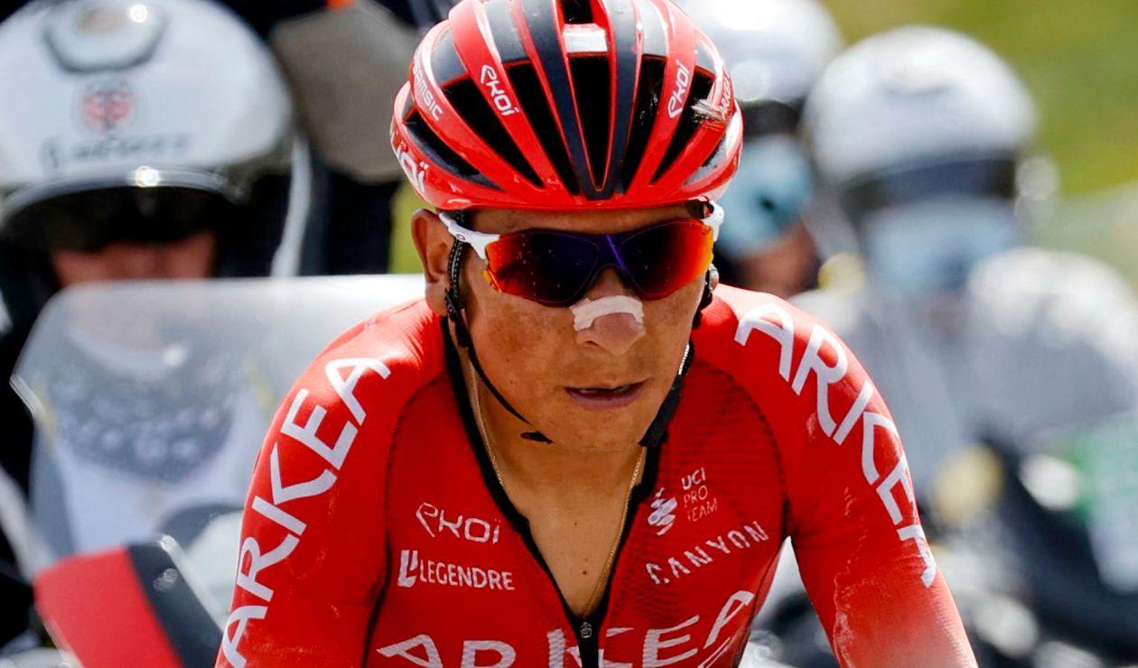 Nairo Quintana, Arkea, Tour de Francia