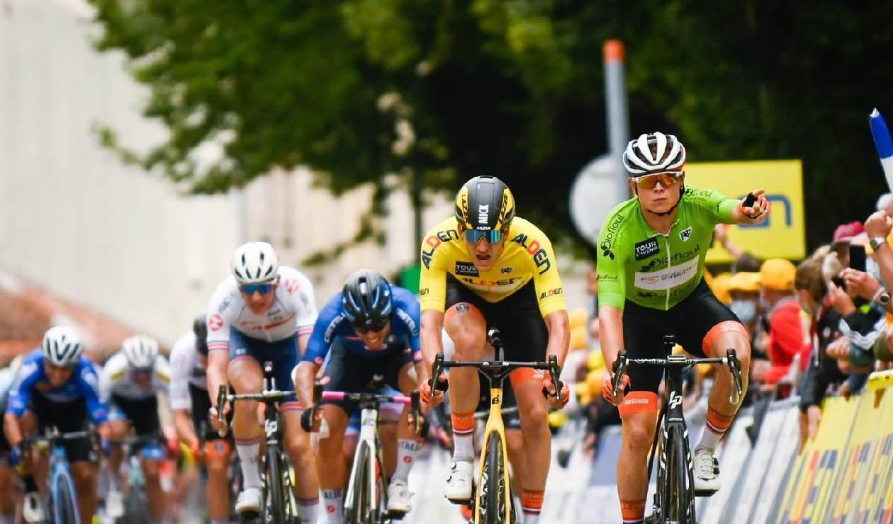 Etapa 5 del Tour de l'Avenir