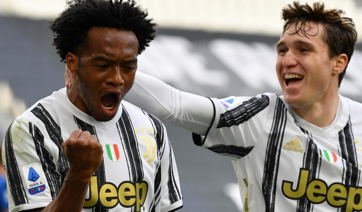 Juventus noticias, Juan Guillermo Cuadrado hoy, Champions League