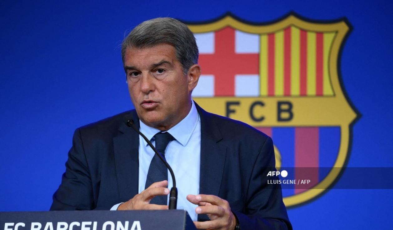 Barcelona noticias, Joan Laporta, Champions League hoy