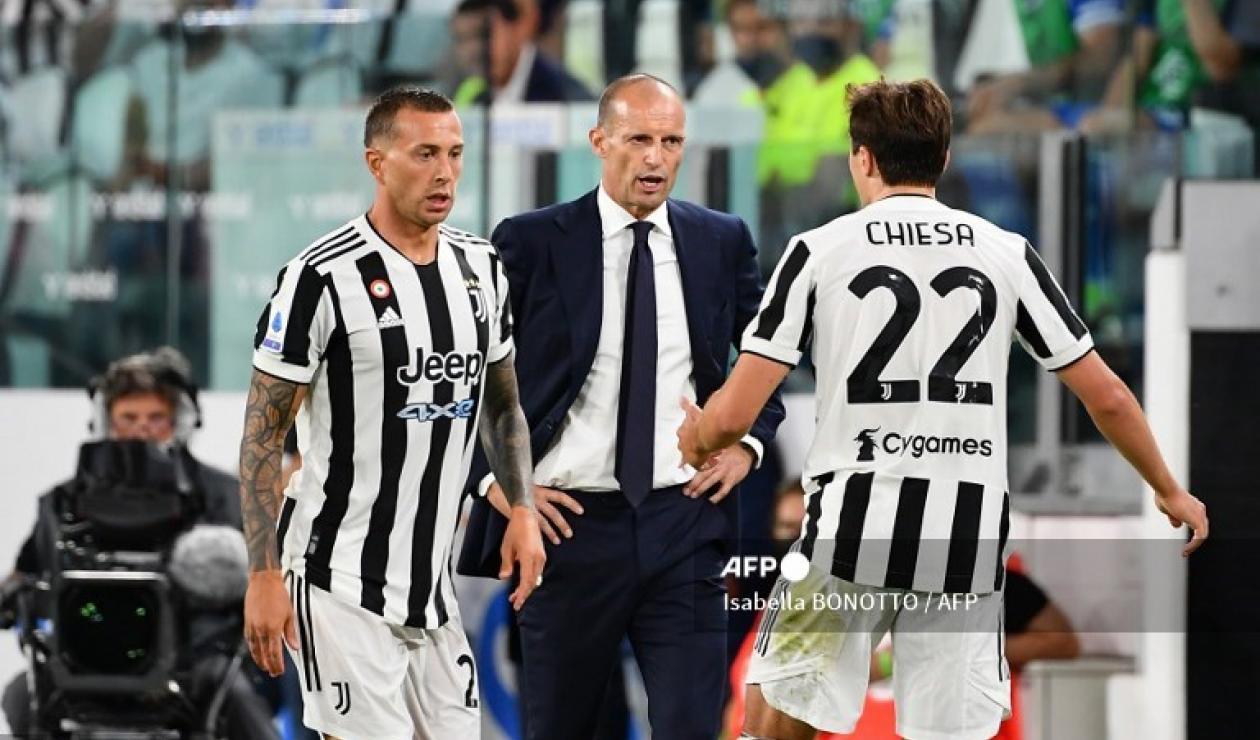 Juventus, Serie A 2021/22