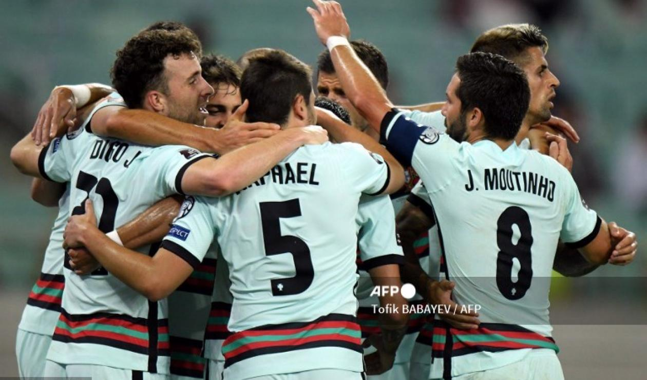Portugal, Eliminatorias europeas