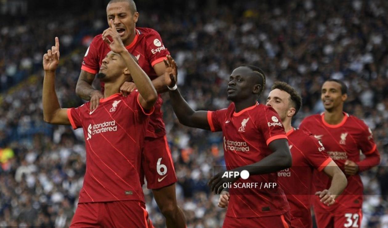 Liverpool, Premier League 2021/22