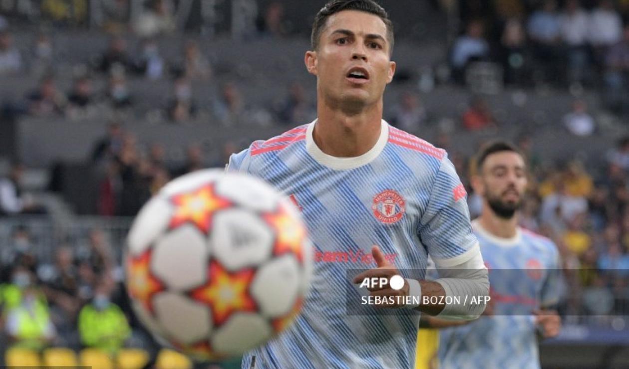 Cristiano Ronaldo, Manchester United