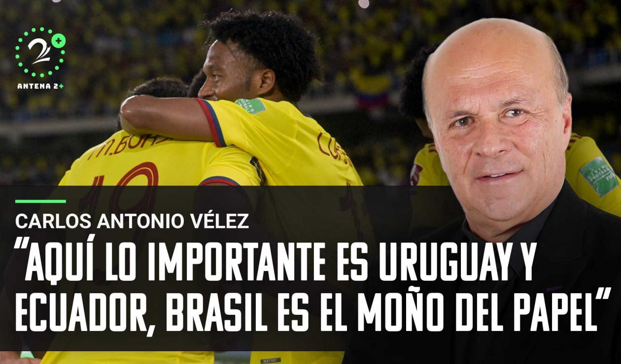 Carlos Antonio Vélez hoy, Palabras Mayores 15 septiembre 2021, Selección Colombia noticias